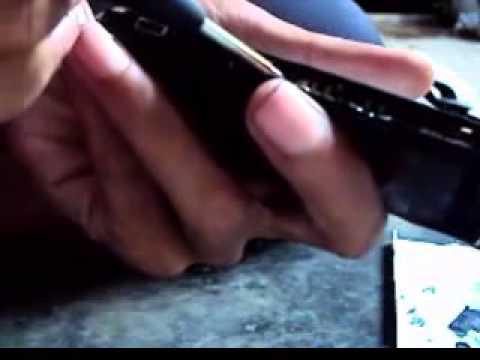 cara Membongkar touchscreen and lcd Hp SONY XPERIA SOLA MT27i