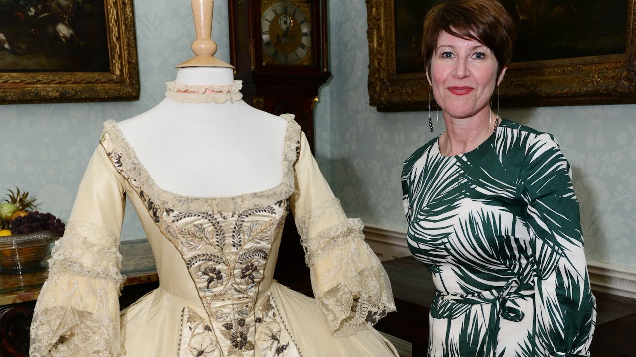 Bride of Frankenstein gown and Oscar winning wedding dresses on show ...