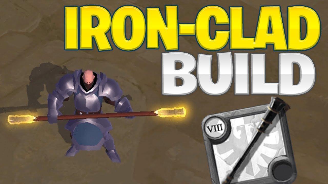 BEST Arena PVP Build - Iron-Clad Build | Albion Online (2019)