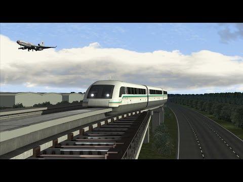 Train Simulator 2016 Shanghai Maglev