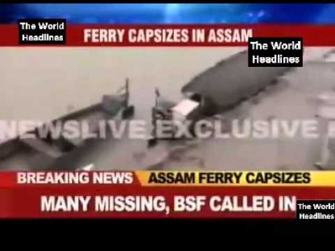 Assam boat tragedy: Families wait in torrential rain for news of missing members