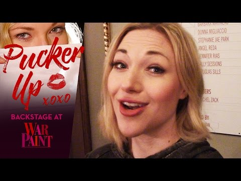 Episode 5: Pucker Up: Backstage at WAR PAINT with Steffanie Leigh