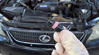 Lexus IS300 PCV VALVE Replacement(, 2017-03-22T23:59:13.000Z)
