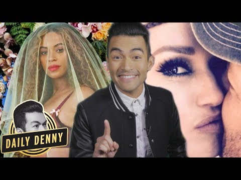 Download Youtube: Beyonce's Twins Have ARRIVED! Jay-Z Drops 'Adnis,' and Blake & Gwen PDA!!! | Daily Denny 🌟NEW SHOW⭐