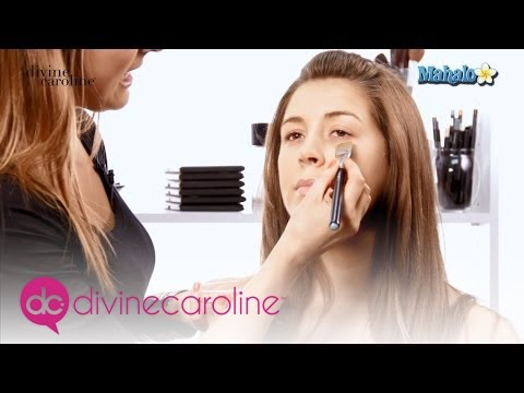 How to Apply Bare Minerals Makeup   MORE - YouTube