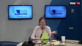 """Анита Паэгле в программе """"Зеленая лампа"""" #MIXTV"""