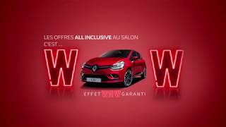 Salon.Renault.ma, venez découvrir les offres de l'Auto Expo 2018