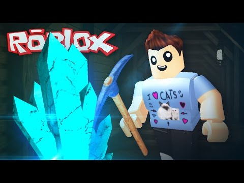 Roblox Adventures / Azure Mines / Minecraft in Roblox?!