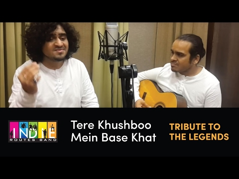 Tere Khushboo Mein Base Khat | Tribute To The Legends - Part 4 | Jagjit Singh | Aabhas Shreyas