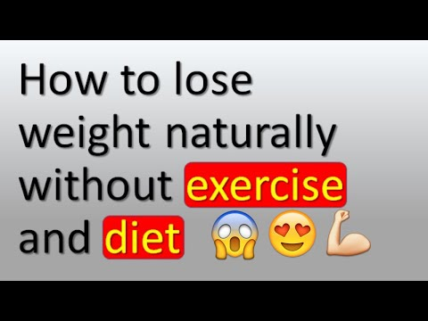 How to Lose Weight Without Exercise and Diet – Leptin Resistance Fix – MetaHealthTV