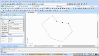 PlanTracer, урок 9. Как преобразовать отрезки в полилинию?