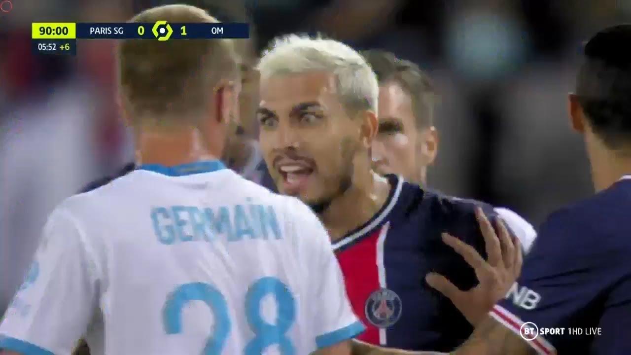 PSG - Olympique Marseille | 0-1 | FULL HIGHLIGHTS / Résumé 2020
