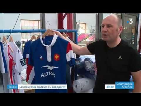 Le Coq Sportif habille le XV de France