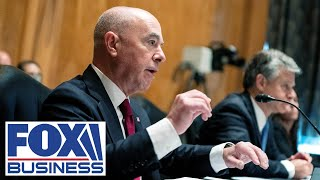Mayorkas 'unwilling, unable' to control border crisis: Former US acting AG