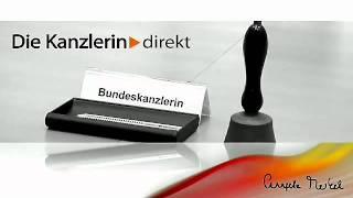 ドイツ・メルケル首相「エネルギーの転換には新しい考え方が必要」