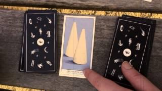 Madame Duberckowski's Fortune Telling Cards