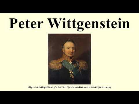 Peter Wittgenstein