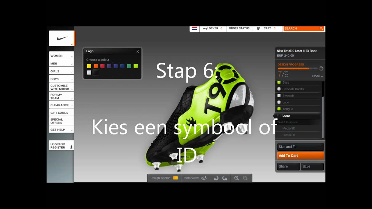 nike design your own