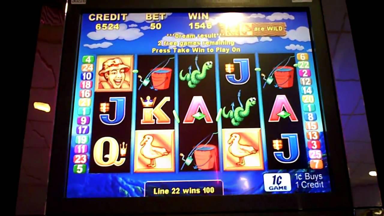 Let 39 S Go Fishing Slot Machine Bonus Youtube