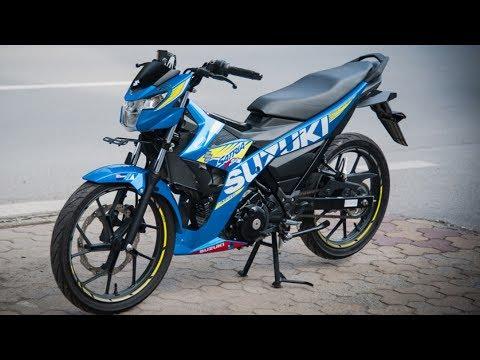 Xe côn tay Suzuki 150 phân khối giá hơn 70 triệu về Việt Nam | Tin Nhanh Nhất