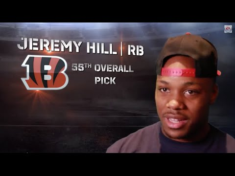 Thumbnail: NFL Rookies react to their Madden 15 Ratings