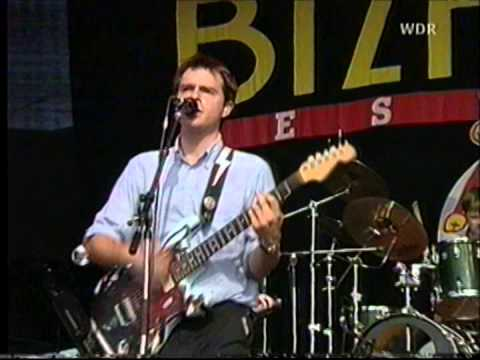 Weezer live at the Bizarre Festival 1996 in Cologne - Complete