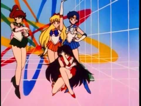 Sailor Moon DiC  Remastered Opening Fair Use