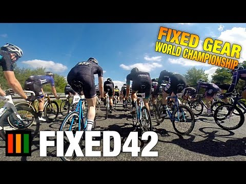 RAD RACE | FIXED 42 | FIXED GEAR | RACE | WORLD CHAMPIONSHIP