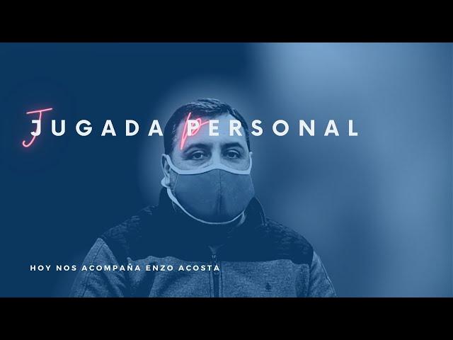 JUGADA PERSONAL ENZO ACOSTA