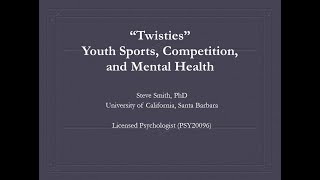 """""""The Twisties"""": Youth Sports, Competition, and Mental Health"""