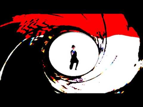 James Bond 007 On Her Majesty's Secret Service theme music cover