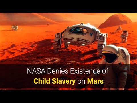 MARS Child Slave Colony
