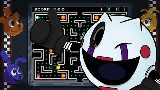 NUEVO PAC MAN DE FIVE NIGHTS AT FREDDY'S - CHASE: Animatronics (FNAF Game)