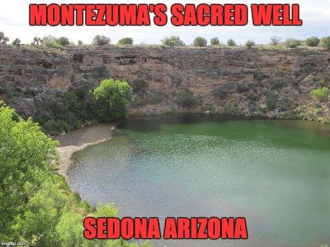 Exploring The Ancient Montezuma Well Near Sedona Arizona