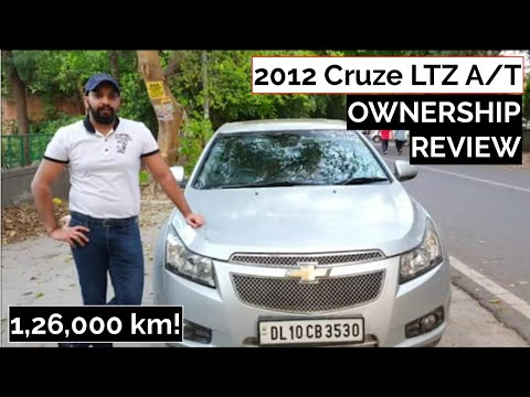 2012 Chevrolet Cruze Diesel Automatic Ownership Review || 126000km Done