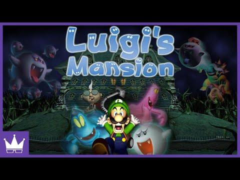 Twitch Livestream | Luigi's Mansion Full Playthrough [Gamecube]