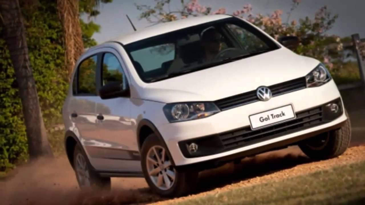 Volkswagen Gol Track 1,800 unidades para México | Motor Evolution - YouTube
