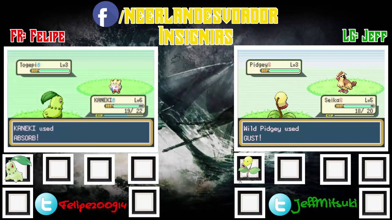 Pokemon leaf green randomizer download android