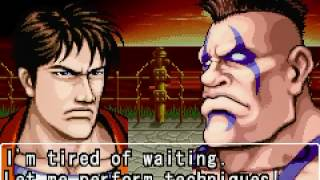 Game Boy Advance Longplay [040] Final Fight One