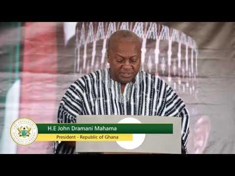 President Muhammadu Buhari Nigeria visits Ghana
