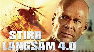Stirb Langsam 4.0 - Trailer HD deutsch