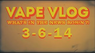 VLOG 3-6-14 (Winners,  EA B mod,  also Beer / Rambling)