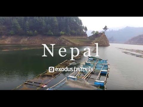 Nepal with Exodus Travels
