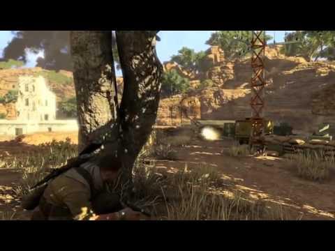 Sniper Elite 3 -101- Gameplay new Trailer |