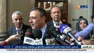 عبد السلام بوشوارب وزير الصناعة و المناجم.. سيتم تحرير السيارات المحجوزة خلال الأيام القادمة