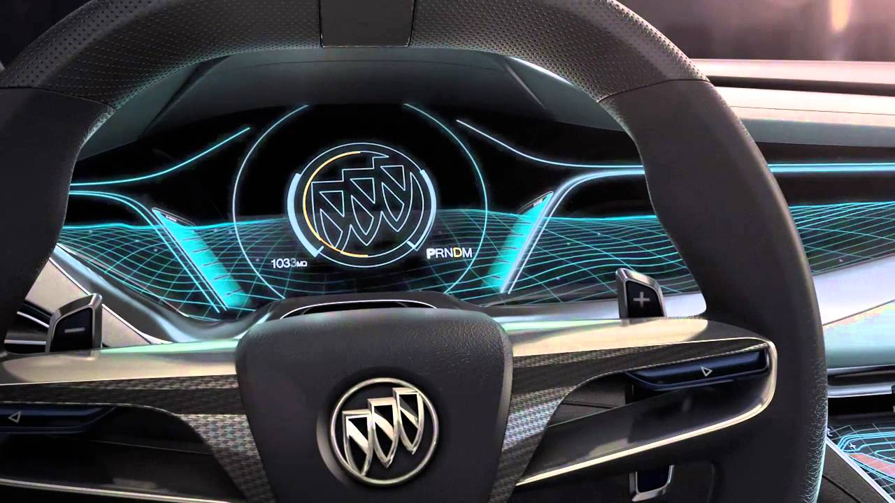 2016 Buick Avista Concept Sport Coupe   YouTube