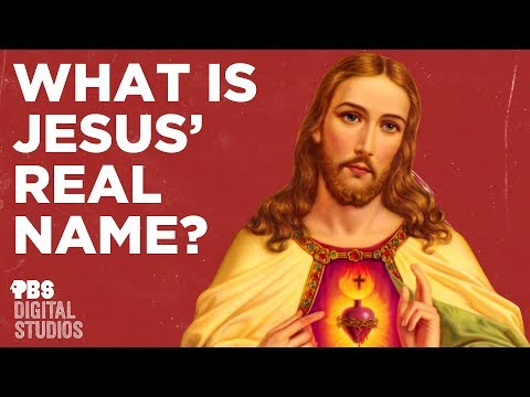 What Was Jesus's Real Name?