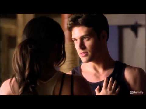 Pretty Little Liars  Aria & Jake s  4x02