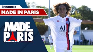 #MadeInParis : En immersion avec les U19 - ep. 2