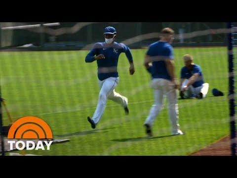 Major Leagues Sports Adapt Amid Coronavirus Concerns | TODAY
